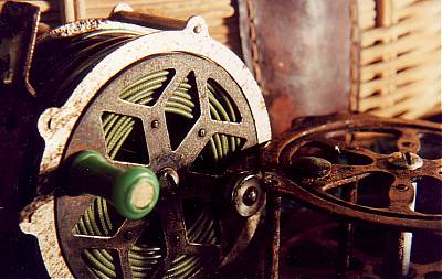 Some of my old ones there